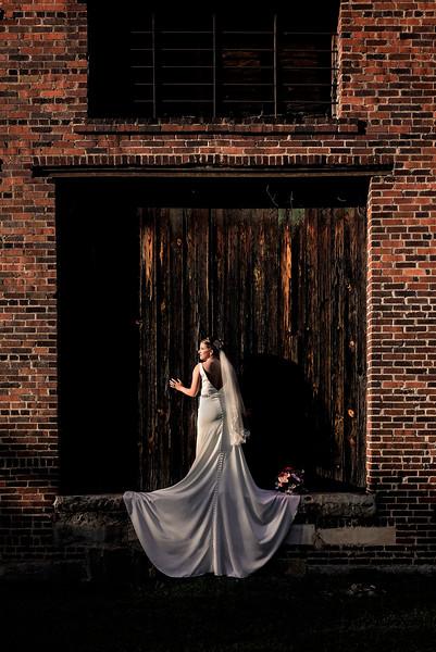 Bride, Bridal, Downtown,Urban, Augusta, Historical Building,