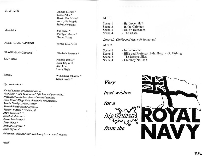 Programme page 4