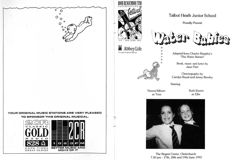 Programme pages 2 and 3