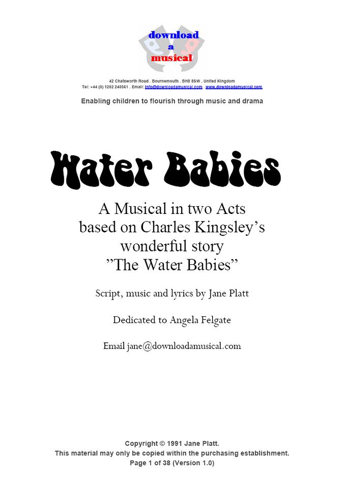 Script: Title Page