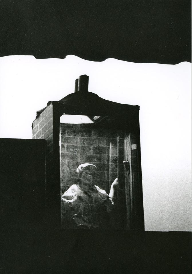 Tom sings in the chimney