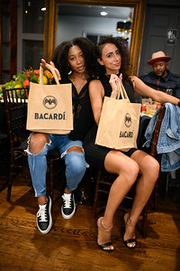 Bacardi at Five Central on Tuesday, May 18, 2021