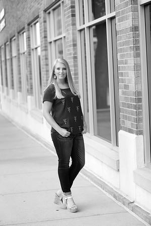 Abby 005bw | Nicole Marie Photography
