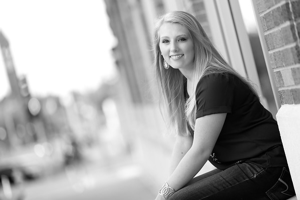 Abby 010bw | Nicole Marie Photography