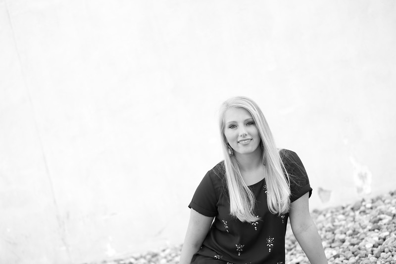 Abby 026bw | Nicole Marie Photography
