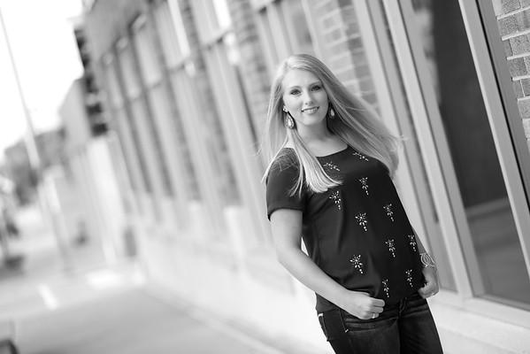 Abby 006bw | Nicole Marie Photography