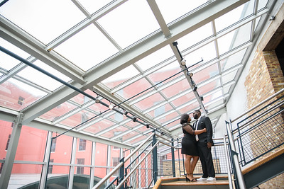 Jennifer + Bobby's Engagement Session in New Orleans, LA on Saturday, June 5, 2021. Photos by @ jvincephoto