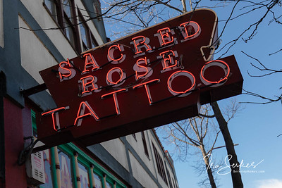 us-ca-berkeley-neon-shop-business-sacred-rose-tattoo-1728-university-neon-glowing-day-01