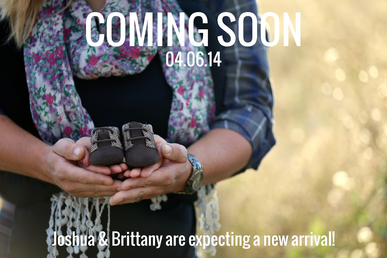 Announcement | Nicole Marie Photography