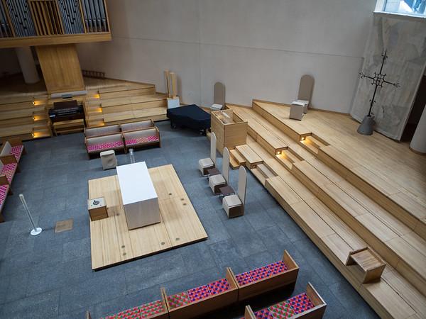 Worship Spaces