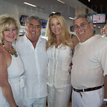 Terra Long, Ray and Cindy Carcione and Harry Dennery.