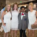 Tina Clark, Lindsey Boone, Jea Hines ad Tammy Meadows.