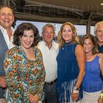 Joe and Mary Bellino, Ed and Tina List, Barbara Trager and Jay Nussbaum.