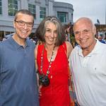 Tony Bayus, Lynn Dunbar and Craig Scherman.