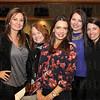Sony Steier, Linnette Hodges, Grace Jones, Kelli Schmidt and Jennifer Warren celebrate Grace's 40th birthday.