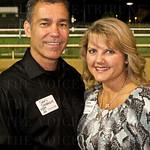 Gary and Dana Skidmore.
