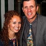 Kendra DeArk and Joe Witten.