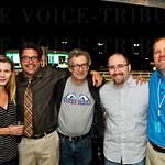 Jennifer Gibson, Joe Kristufek, David Gutfreund, Brett Workman and Brian Zipse.
