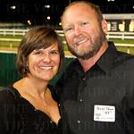 Lynn and Steve Arave.
