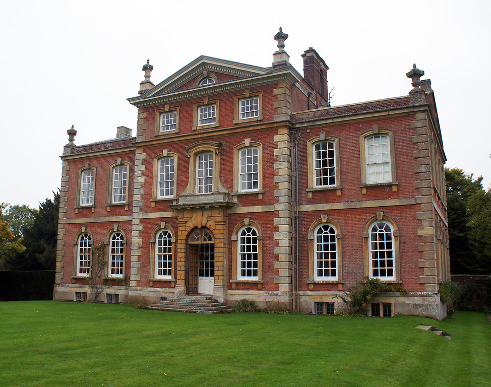 Kingston Bagpuize House