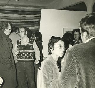 Sidney Tillim, Harvey Quaytman, Kathryn Doi, Francesca diMaio at the Bowery_74