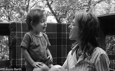 Lucas Cooper and Paula Cooper