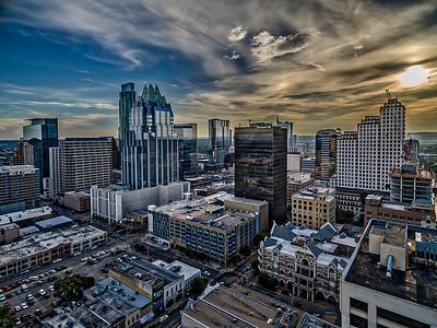 Austin Skyscraper Row 3