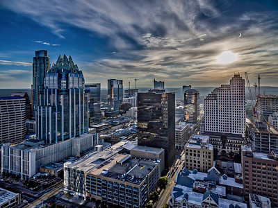 Austin Skyscraper Row 4