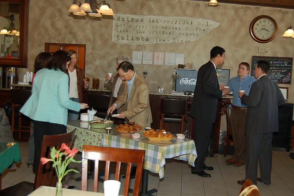 DBA March Meeting 2007
