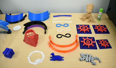 Products printed
