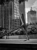 Dallas Museum of Art - Downtown Dallas, TX - 35mm black and white photo by Randy Stewart - www.NoPhotosAllowed.com