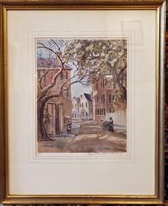 Elizabeth Oneil Verner, pencil signed.