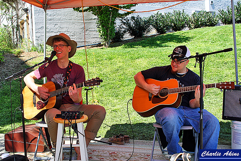 Music at the Lynchburg Community Market