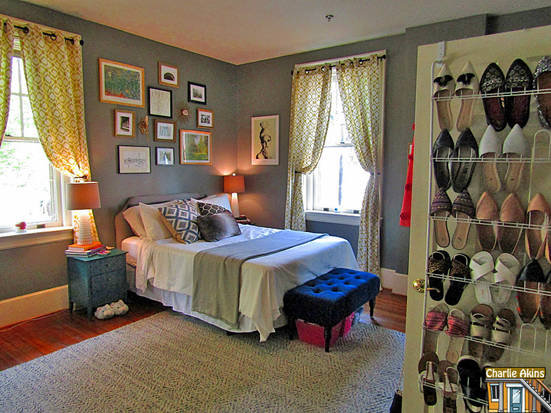 What a nice bedroom