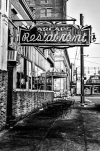 Arcade Restaurant 1