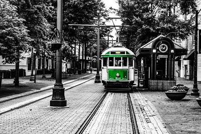 Maine Street Trolley 1