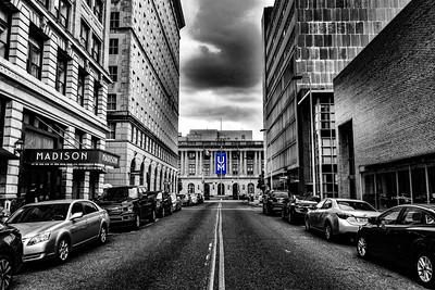 Madison Ave-University of Memphis Law