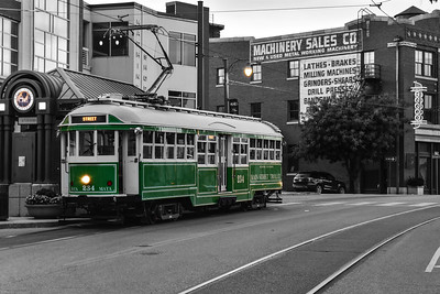 Main Street Trolley 3