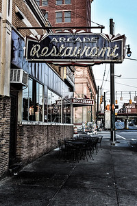 Arcade Restaurant 2