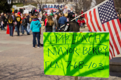 Downtown Nashville Rally Day 3/4/17