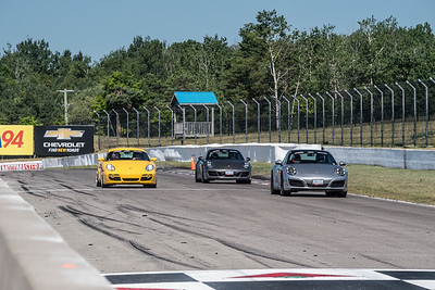 Downtown Porsche Track Day