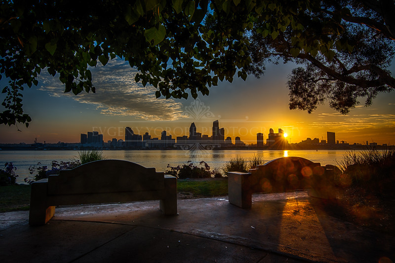 Bayview Park Sunrise