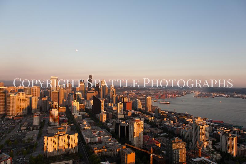 Downtown Seattle Views 30