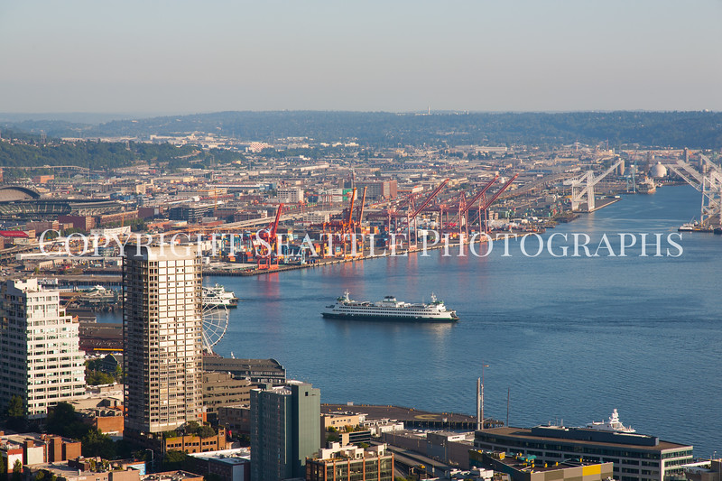 Downtown Seattle Views 15