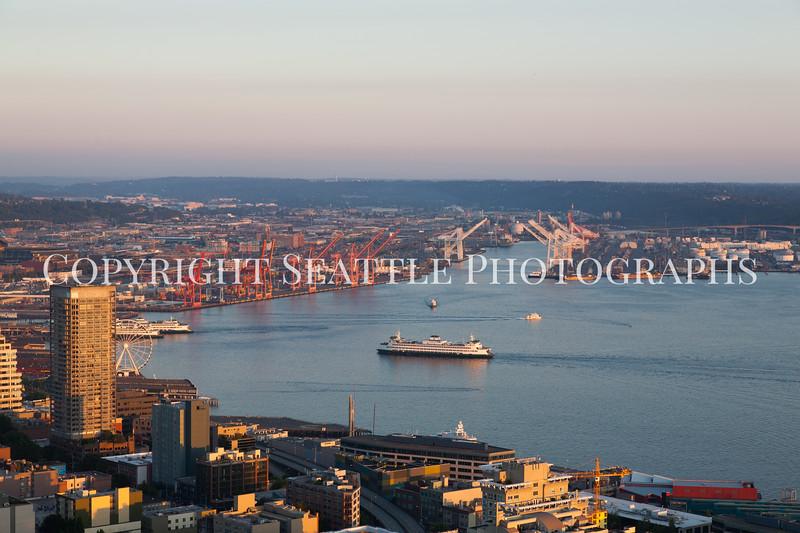 Downtown Seattle Views 27