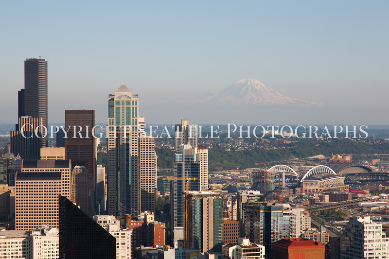 Downtown Seattle Views 16