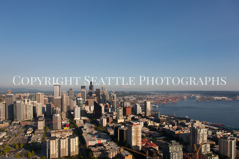 Downtown Seattle Views 18