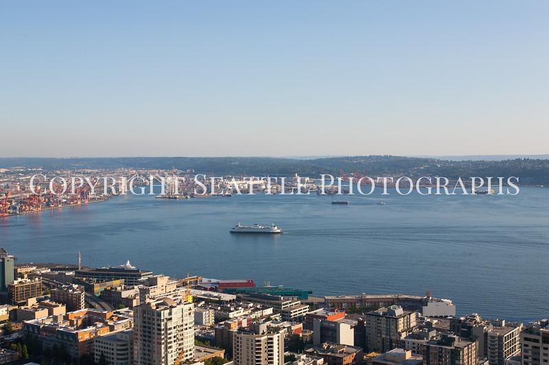 Downtown Seattle Views 12