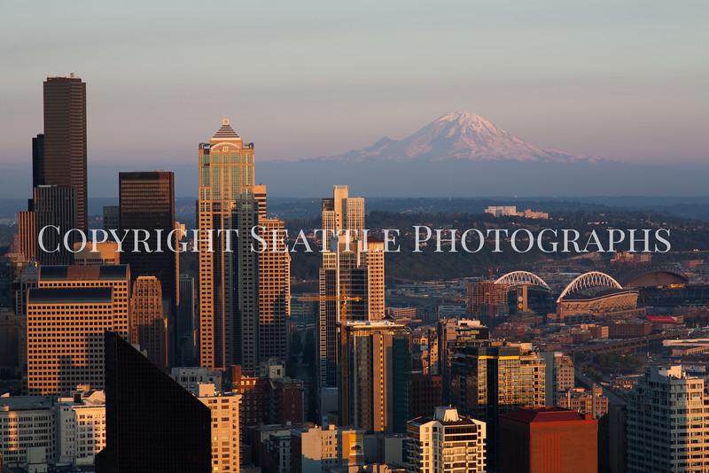 Downtown Seattle Views 35