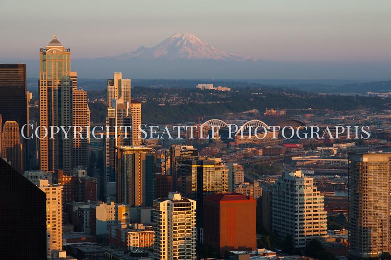 Downtown Seattle Views 36